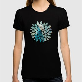 Pearl abstraction T-shirt
