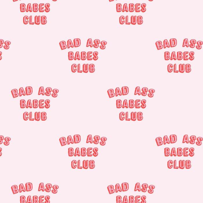 BAD ASS BABES CLUB Leggings