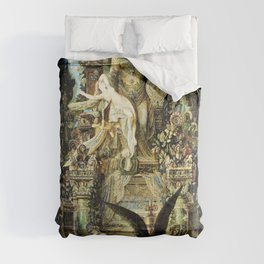 Gustave Moreau - Jupiter And Semele - Digital Remastered Edition Comforters