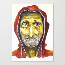 Seasoned Canvas Print