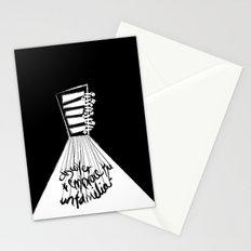 11 locks Stationery Cards