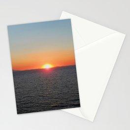 Capri Twilight Stationery Cards