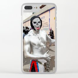 The underworld Clear iPhone Case