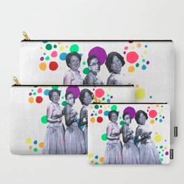 The Supremes: RBG, Sonia Sotomayor and Elena Kagan Carry-All Pouch