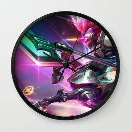 Arcade Hecarim League Of Legends Wall Clock