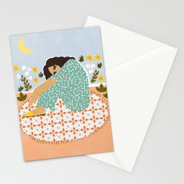 Parisian chic Stationery Cards