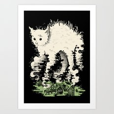 Domesticated Art Print