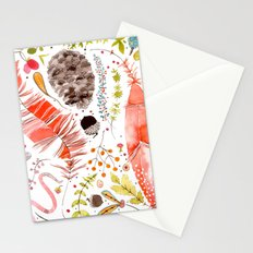 WASHED OUT OF OUR BONES Stationery Cards