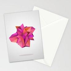 Pink Like Orange Stationery Cards