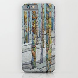 Winter II iPhone Case