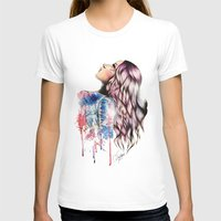vogue T-shirts featuring Teen Vogue by Tiko Meow