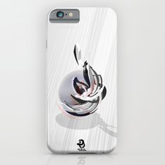 3d graffiti - sphere Slim Case iPhone 6s