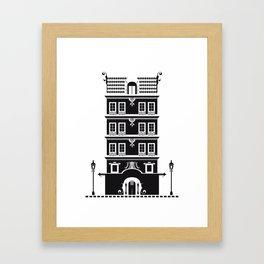 Casitas (02) Framed Art Print