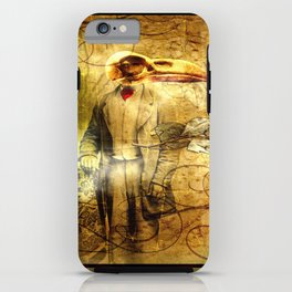 Raven Dream iPhone Case