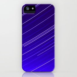 Jet aircraft in the sky iPhone Case