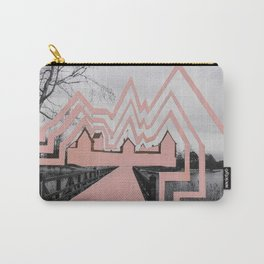 Trakai Castel- de-characterization Carry-All Pouch