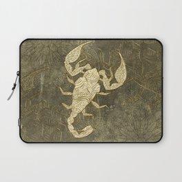 Beautiful scorpion mandala Laptop Sleeve