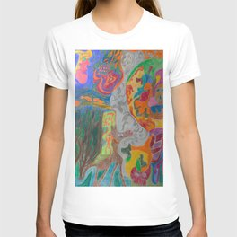 A Good Witch from The Rainbow Coral River Forest in Another World T-shirt