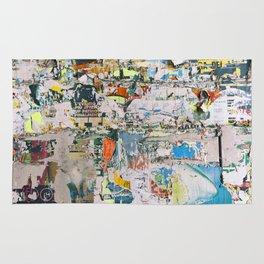 Street collage 1 Rug
