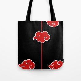Akatsuki cloud Tote Bag