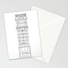 Don't Forget to Look Up by the Downtown Doodler Stationery Cards
