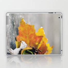 Leaf Rose Laptop & iPad Skin