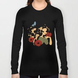 Druidess Long Sleeve T-shirt