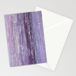 Purple Woodland Stationery Cards