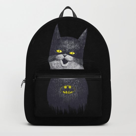 Super Cat Backpack