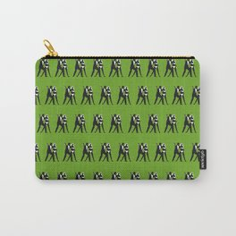 Green Dr No Carry-All Pouch