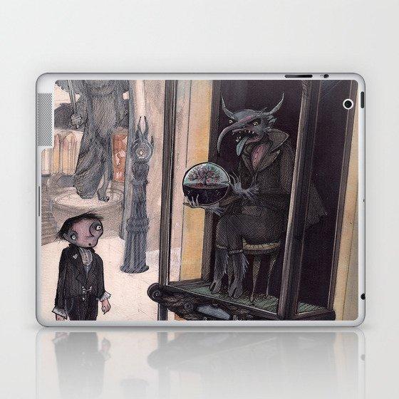 in the Museum Laptop & iPad Skin