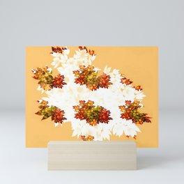 Souvenirs de l'automne.. Mini Art Print