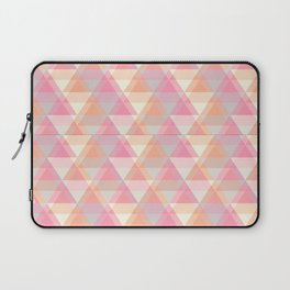 Triangle Reflections Laptop Sleeve