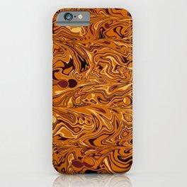 Coffee melange iPhone Case