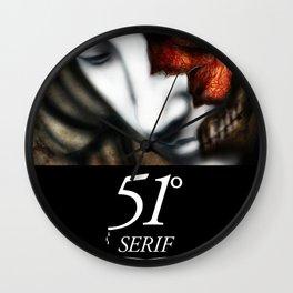 51 Mary Wall Clock