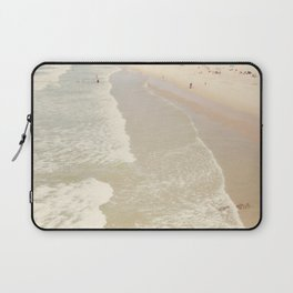 Aerial Hermosa Beach Laptop Sleeve