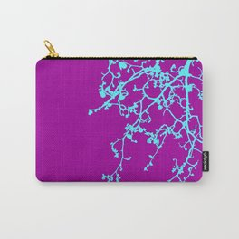 corrected purple Carry-All Pouch