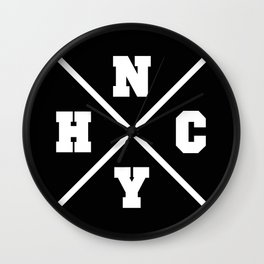 New York hardcore Wall Clock