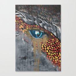Drgon Tears Canvas Print