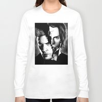 winchester Long Sleeve T-shirts featuring Winchester Bros. by ArtisticCole