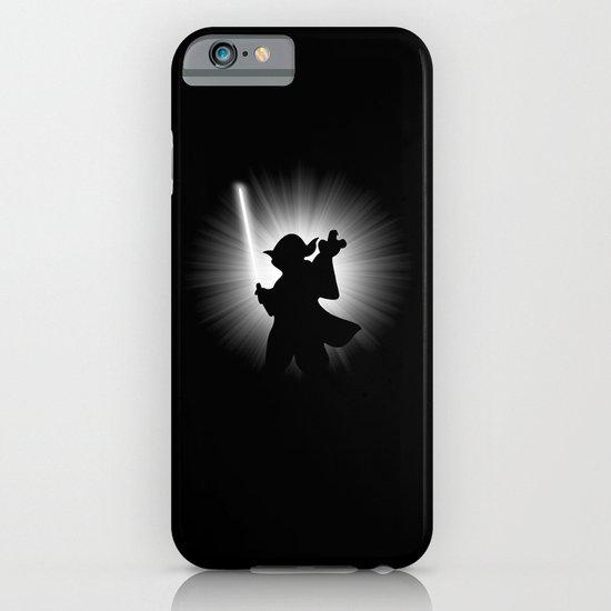 YODA'S DARK SIDE iPhone & iPod Case