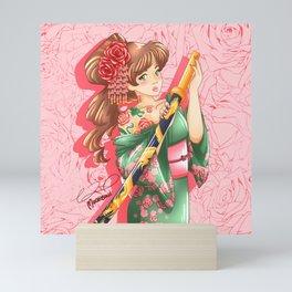 Bara-hime Mini Art Print