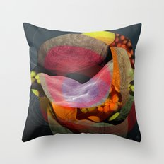 the abstract dream 27 Throw Pillow