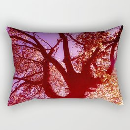 Colourful Beech Rectangular Pillow
