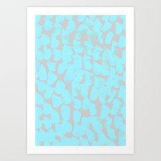 Abstract  Pattern 78 Art Print