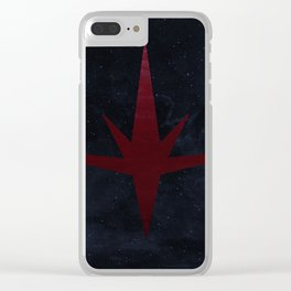 NOVA Clear iPhone Case