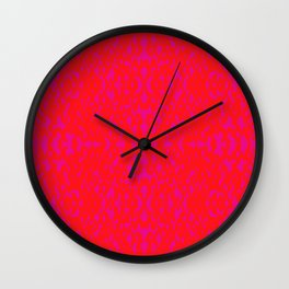 forcing colors 1 Wall Clock