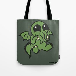 Cute Cthulu  Tote Bag