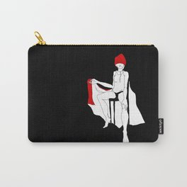 Little Red Carry-All Pouch
