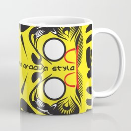 Daruma Board Coffee Mug